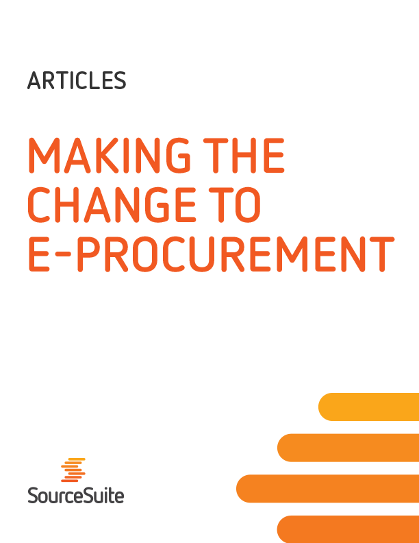 Making the Change to e-Procurement
